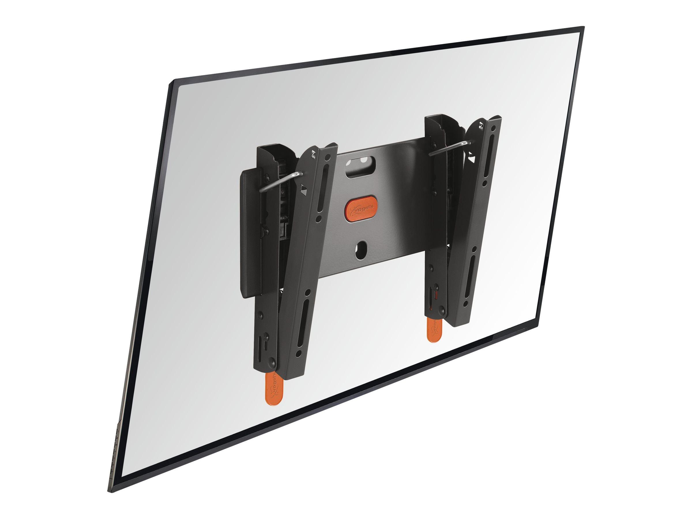 """Vogel's BASE 15 S - Befestigungskit (Kippbare Wandhalterung) für Flachbildschirm - Schwarz - Bildschirmgröße: 48-94 cm (19""""-37"""")"""