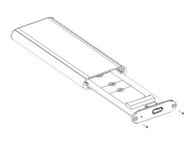 Conceptronic DDE01B - Speichergehäuse - M.2 - M.2 NVMe Card - USB 3.1 (Gen 2)