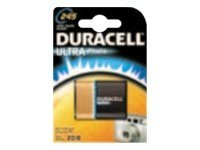 Duracell Ultra 245 - Batterie 2CR5 - Li - 1400