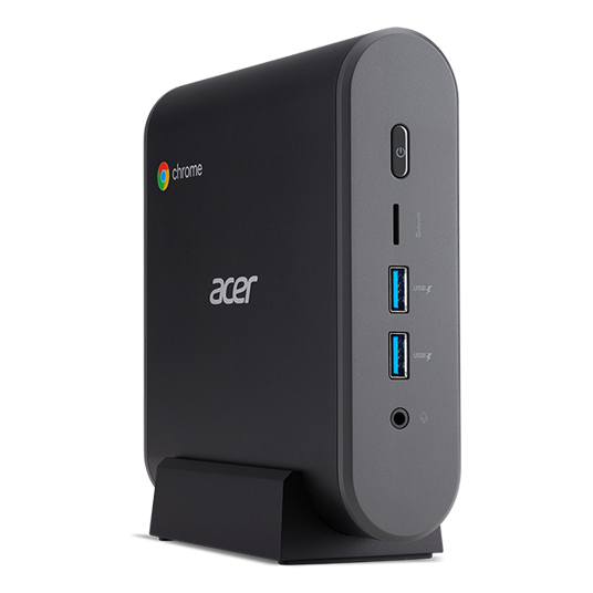 Acer Chromebox CXI3 - 2,2 GHz - Intel® Core™ i3 der achten Generation - i3-8130U - 8 GB - 64 GB - Chrom OS