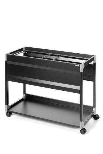 Durable 3785 - Edelstahl - Edelstahl - A4 - 100 Blätter - 10 Schublade(n) - 715 x 432 x 715 mm