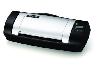 Plustek MobileOffice D600 - Handscanner - 600x600 dpi - A6 USB, USB 2.0
