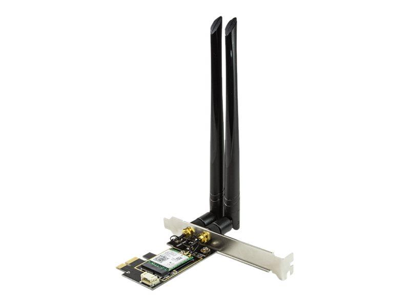 Vorschau: LogiLink PCI-Express Card, Wi-Fi 6 - Netzwerkadapter