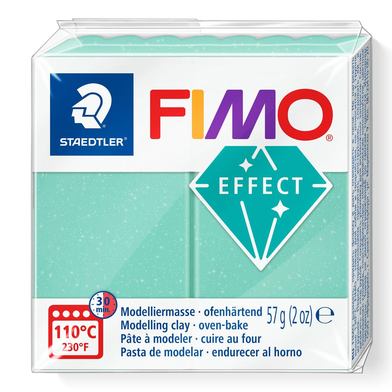 Vorschau: STAEDTLER FIMO 8020 - Knetmasse - Grün - Erwachsene - 1 Stück(e) - Gemstone jade green - 1 Farben