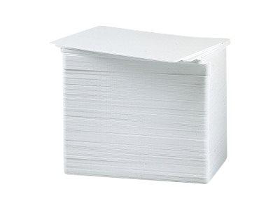 Zebra Polyvinylchlorid (PVC) - 10 mil - CR-80 Card (85.6 x 54 mm)