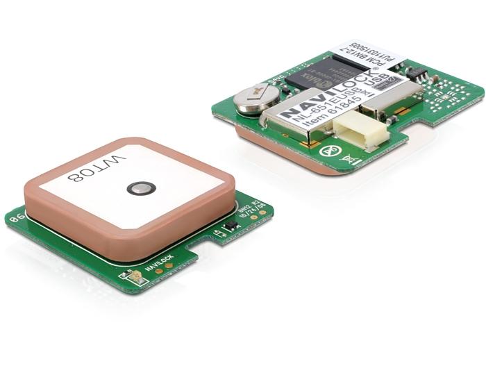 Navilock NL-651EUSB - USB - -160 dBmW - 50 Kanäle - u-blox 6 - L1 - 1575,42 MHz
