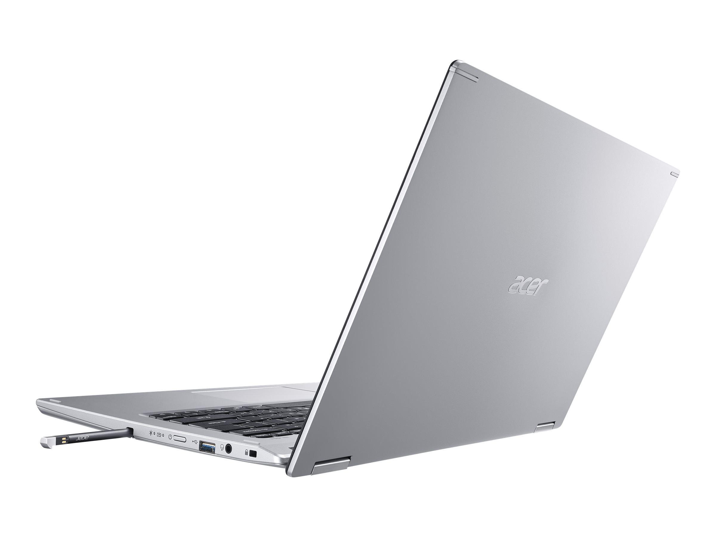 "Acer Spin 3 SP314-54N-57C3 - Flip-Design - Core i5 1035G4 / 1.1 GHz - Win 10 Pro 64-Bit - 8 GB RAM - 256 GB SSD - 35.56 cm (14"")"