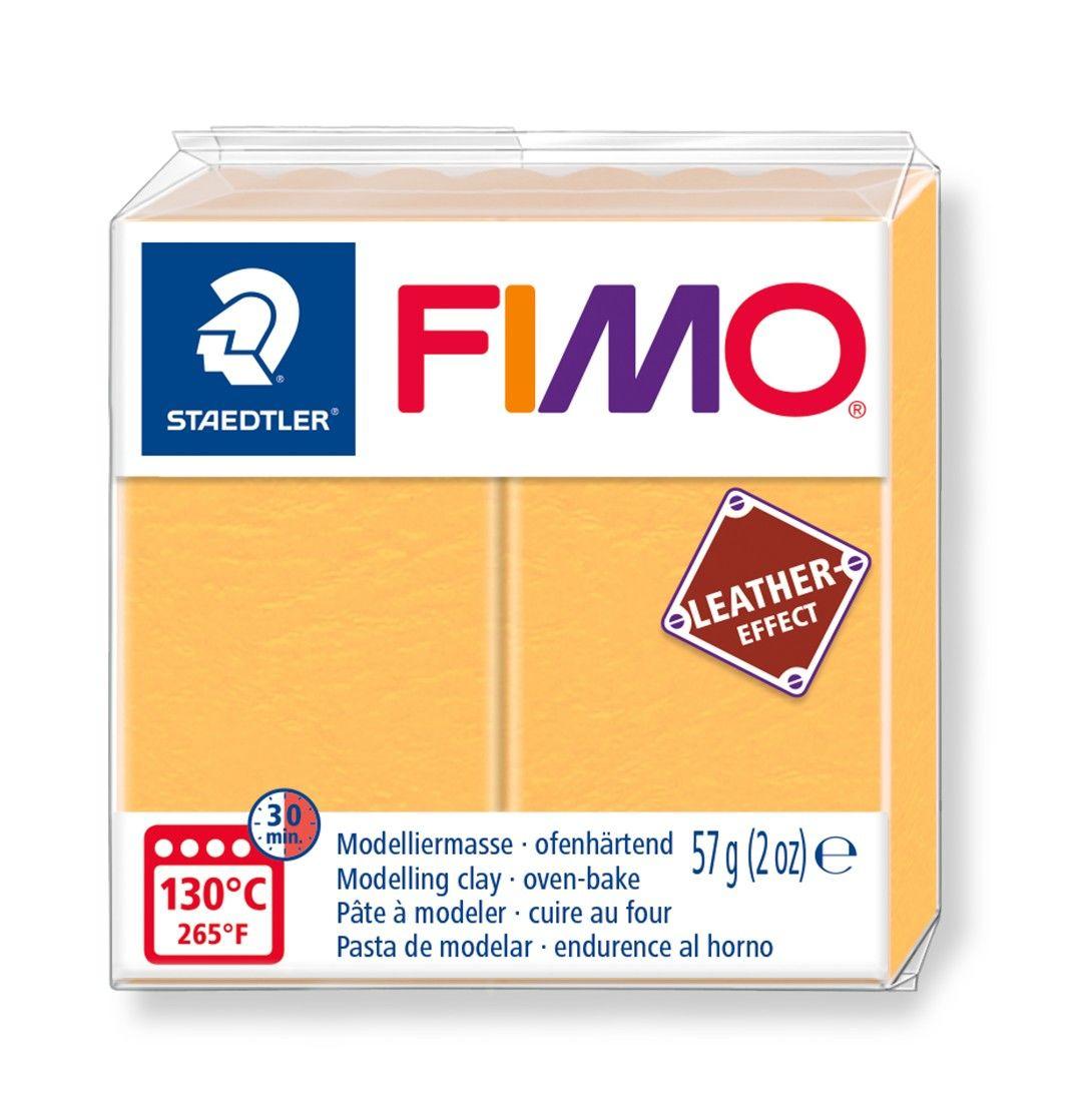 Vorschau: STAEDTLER FIMO 8010 - Knetmasse - Gelb - Erwachsene - 1 Stück(e) - 1 Farben - 130 °C
