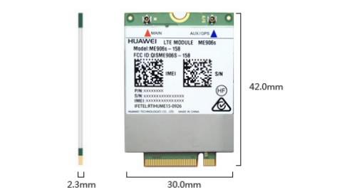 Lenovo ThinkPad ME906S - Drahtloses Mobilfunkmodem