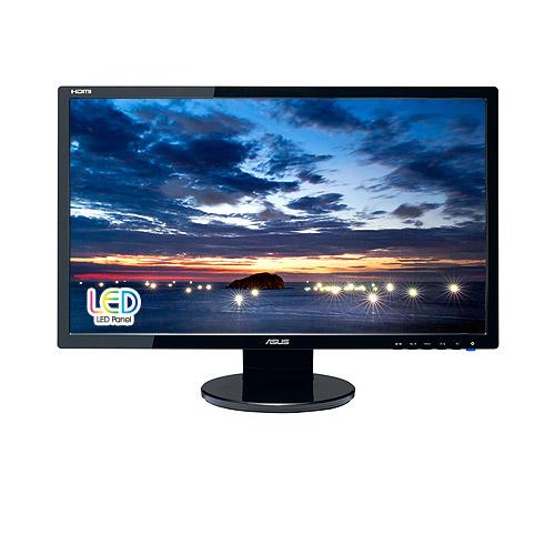ASUS VE247H 23.6Zoll Full HD Schwarz Computerbildschirm