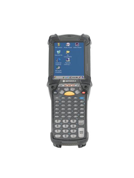 Zebra MC9200 Handheld Mobile Computer 9,4 cm (3.7 Zoll) 640 x 480 Pixel Touchscreen 765 g Schwarz