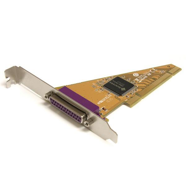 StarTech.com Parallel DB25 IEEE 1284 PCI Schnittstellenkarte