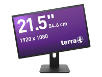 TERRA LCD/LED 2256W PV 21.5 Zoll schwarz DP, HDMI GREENLINE PLUS