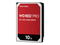 10TB RED Pro 256MB - 3.5 Zoll - 10000 GB - 7200 RPM
