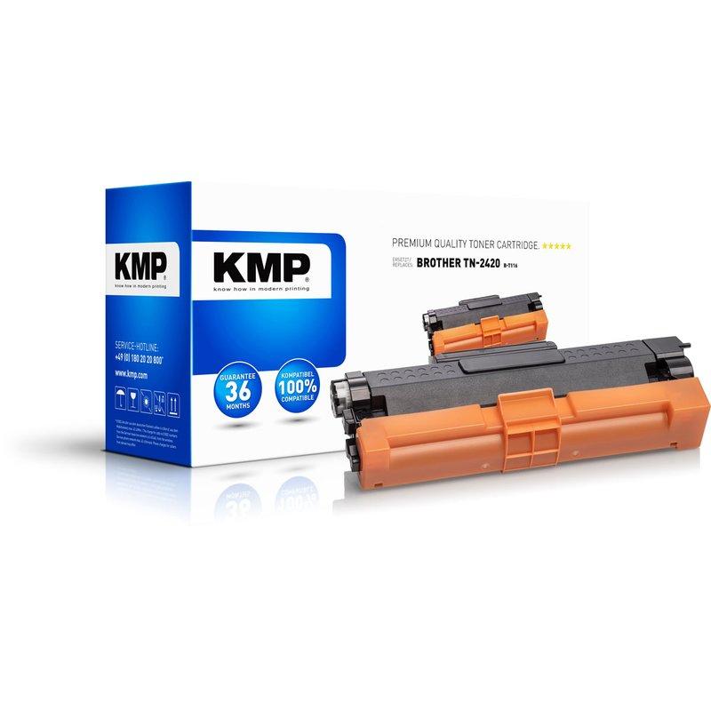 KMP B-T116 - Schwarz - 1 Stück(e)