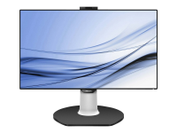 Brilliance LCD-Monitor mit USB-C-Dockingstation 329P9H/00 - 80 cm (31.5 Zoll) - 3840 x 2160 Pixel - 4K Ultra HD - LED - 5 ms - Schwarz - Weiß
