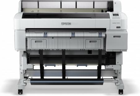 Epson SC-T5200D Farbe 2880 x 1440DPI A0 (841 x 1189 mm) Weiß Großformatdrucker