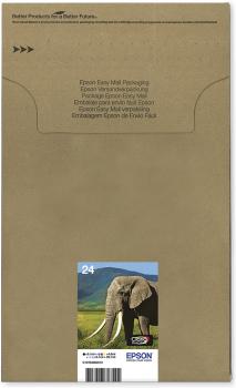 Epson 24 Multipack Easy Mail Packaging - 6er-Pack - 29.1 ml