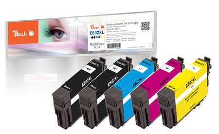 Peach PI200-842 - Kompatibel - Schwarz - Cyan - Magenta - Gelb - Epson - Multi pack - 5 Stück(e) - 11 ml