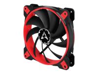 BioniX F120 (Rot) - Gaming Gehäuselüfter mit PWM PST