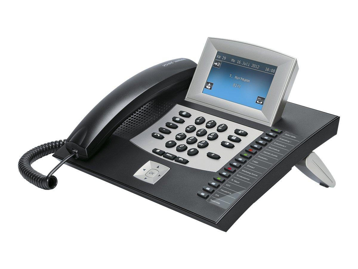 Auerswald COMfortel 2600 - ISDN-Telefon - Schwarz