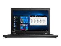 ThinkPad P73 20QR - Core i7 9750H / 2.6 GHz - Win 10 Pro 64-Bit