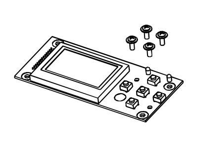 HONEYWELL LCD-Bausatz
