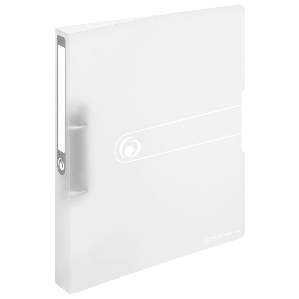 Herlitz 11205770 - Ringbuch - Ordner - Polypropylen - DIN A4 - Transparent
