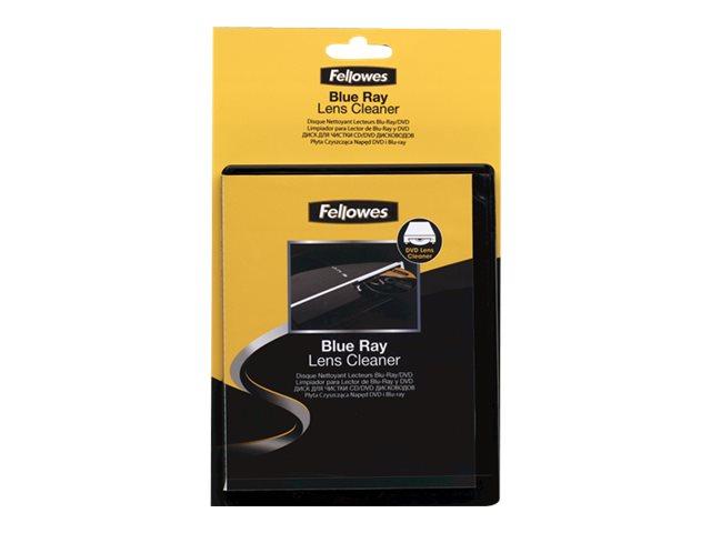 Fellowes Blu Ray & DVD Lens Cleaner - DVD/Blu-ray-Linsenreinigungs-Kit