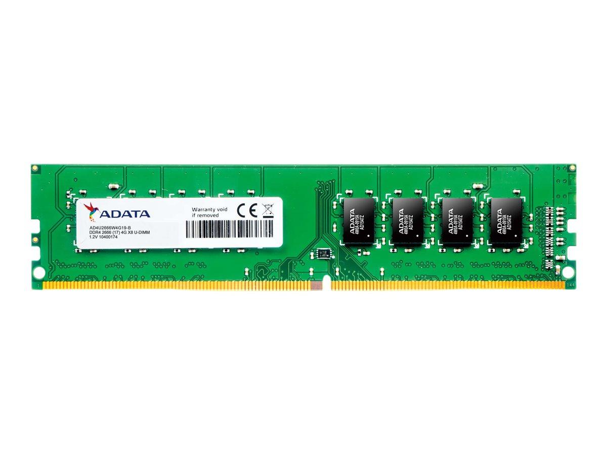 ADATA Premier Series - DDR4 - 4 GB - DIMM 288-PIN