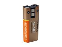 BR 403 Nickel Metall-Hydrid 1000mAh 2.4V Wiederaufladbare Batterie