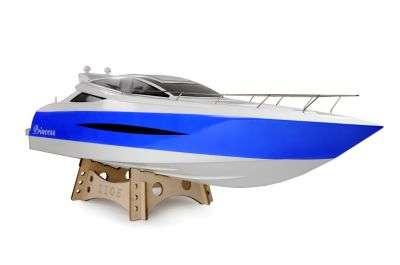 Amewi Yacht Princess - Blau - Weiß - Lithium Polymer (LiPo) - 1000 mm - 300 mm - 200 mm - 3 kg