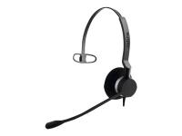 BIZ 2300 QD Mono Monophon Kopfband Schwarz