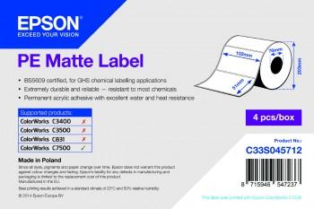 Epson PE Matte 102mm x 51mm - 2310