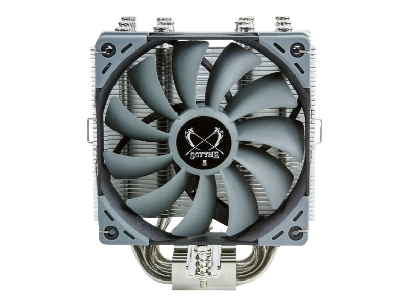 Scythe Mugen 5 Rev.B - Prozessor-Luftkühler - (für: LGA775, LGA1156, AM2, AM2+, LGA1366, AM3, LGA1155, AM3+, LGA2011, FM1, FM2, LGA1150, FM2+, LGA1151, LGA2011-3 (Square ILM)