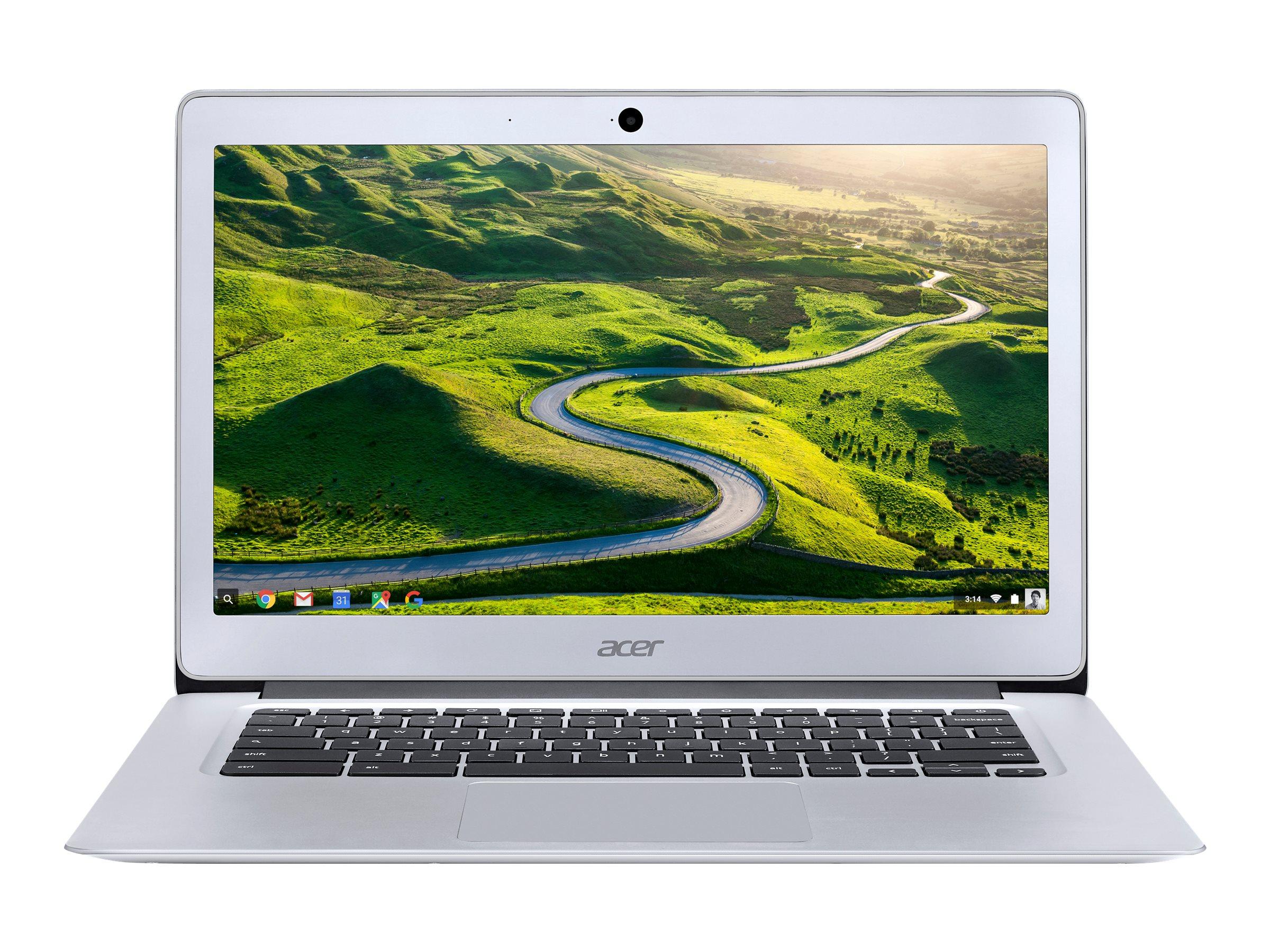 Acer Chromebook 14 CB3-431-C6V9 1.6GHz N3160 14Zoll 1920 x 1080Pixel Blau Chromebook