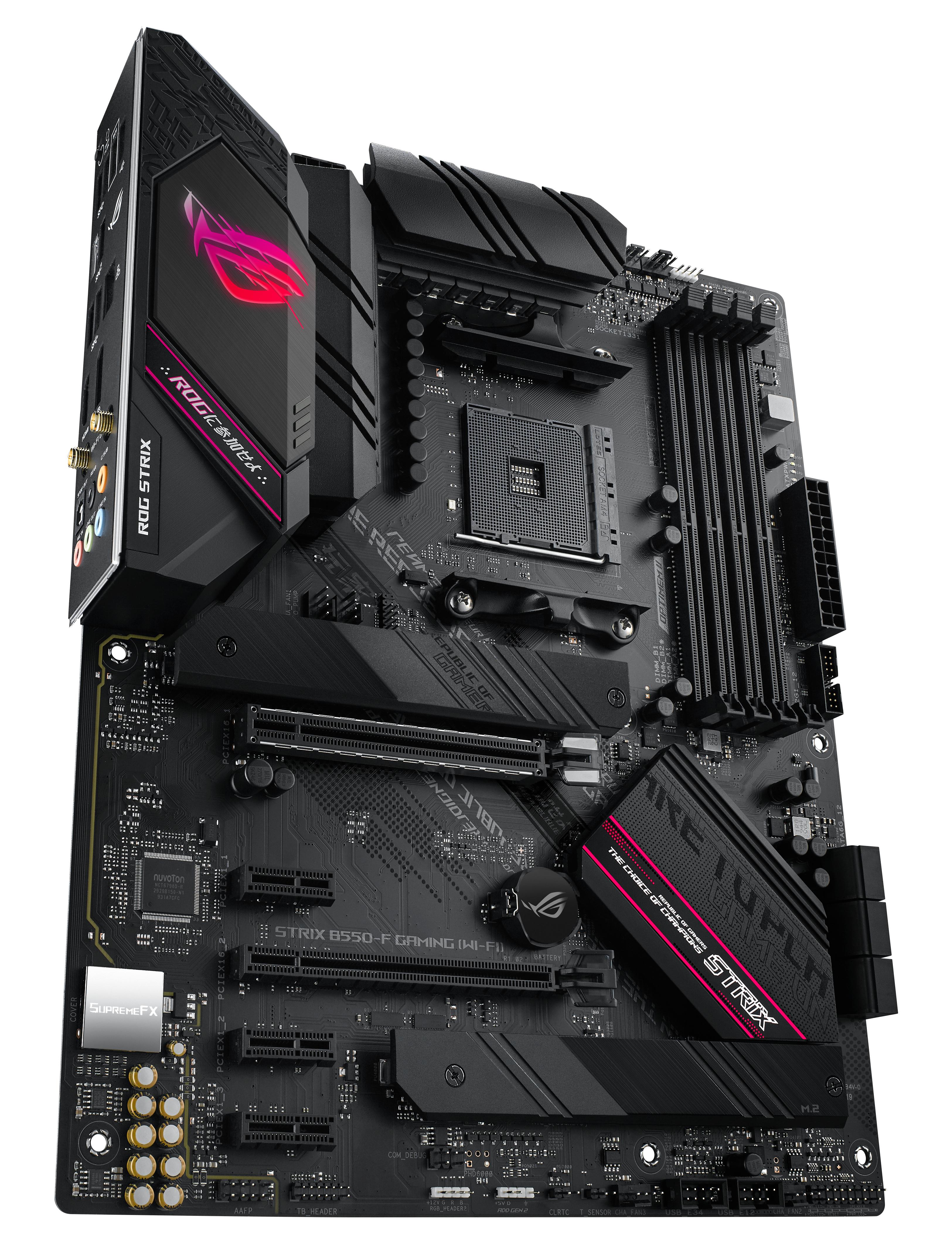 ASUS ROG Strix B550-F Gaming B550 - Mainboard - AMD Sockel AM4 (Ryzen)