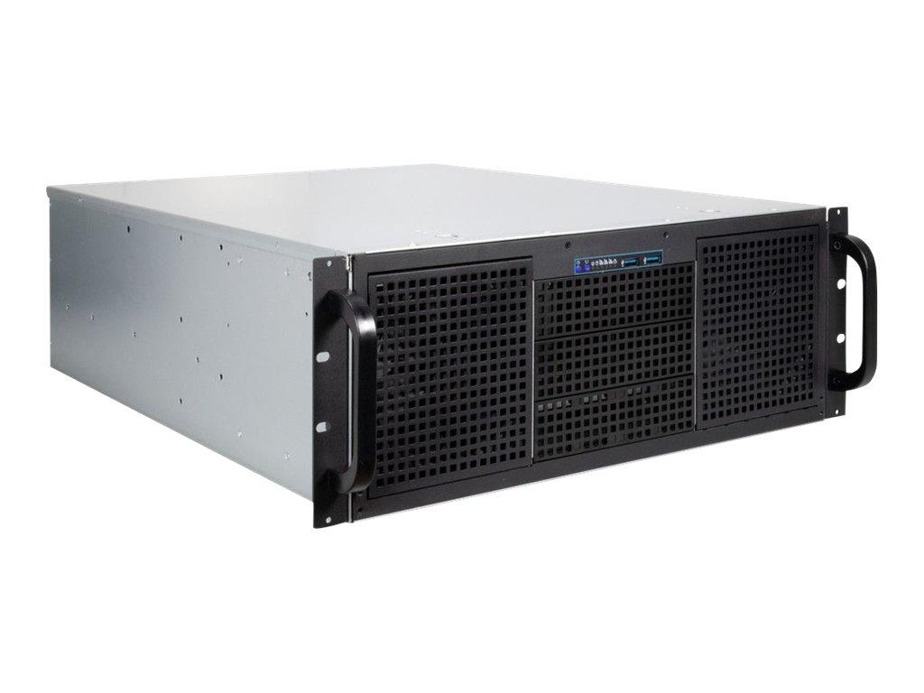 Vorschau: Inter-Tech IPC 4U-40255 - Rack-Montage - 4U - SSI EEB - ohne Netzteil (ATX)
