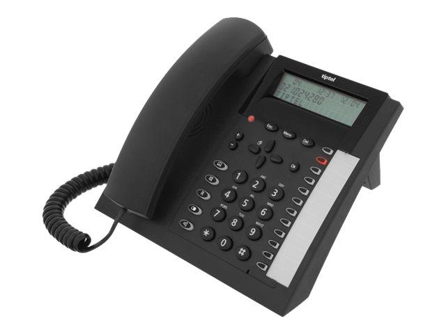 Tiptel 1020 - Telefon mit Schnur