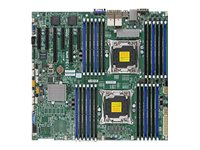 MBD-X10DRI-LN4+-O LGA 2011 (Socket R) Erweitertes ATX Server-/Workstation-Motherboard