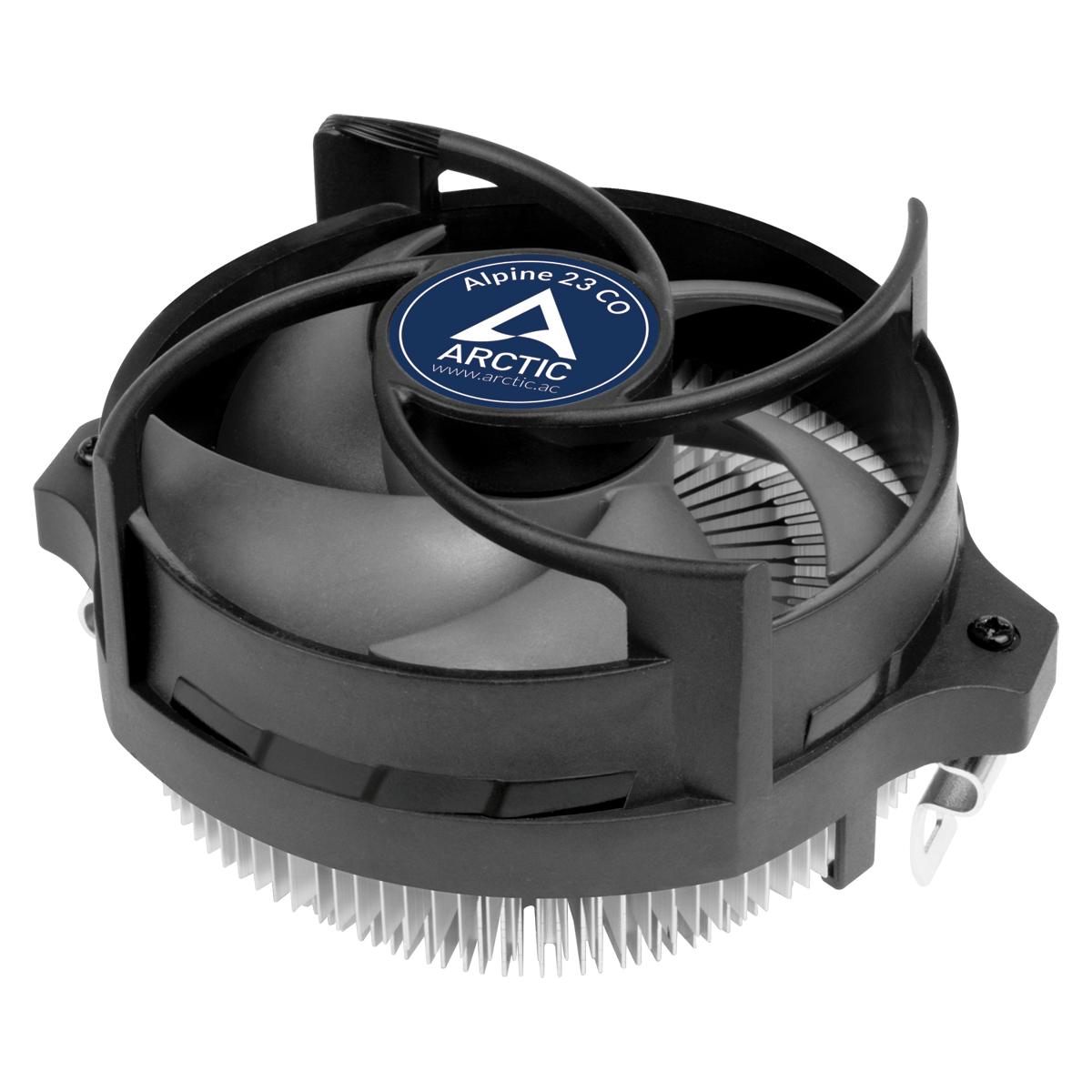 Arctic Kühler Alpine 23 CO AMD4/AMD3+/AMD2+/FM2/FM1 - CPU-Kühler - AMD Sockel AM2