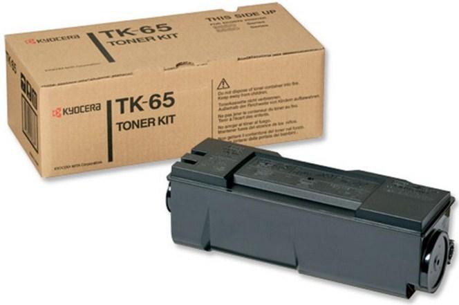 Kyocera TK 65 - Schwarz - Original