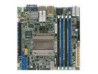 Supermicro X10SDV-6C-TLN4F - Motherboard