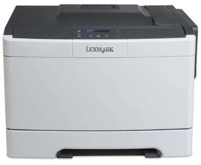 Lexmark CS317DN Farbe 2400 x 600DPI A4 WLAN