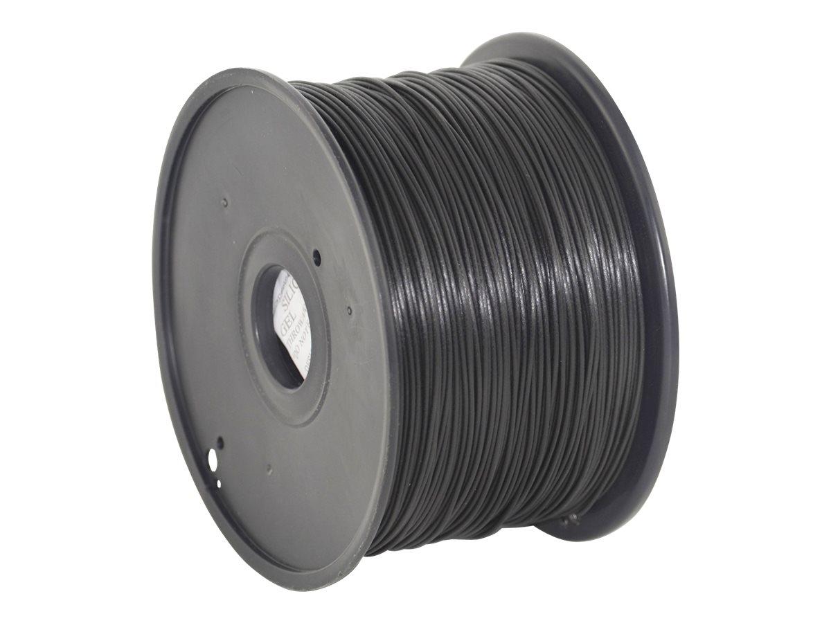 Gembird Schwarz - 1 kg - 400 m - ABS-Filament (3D)