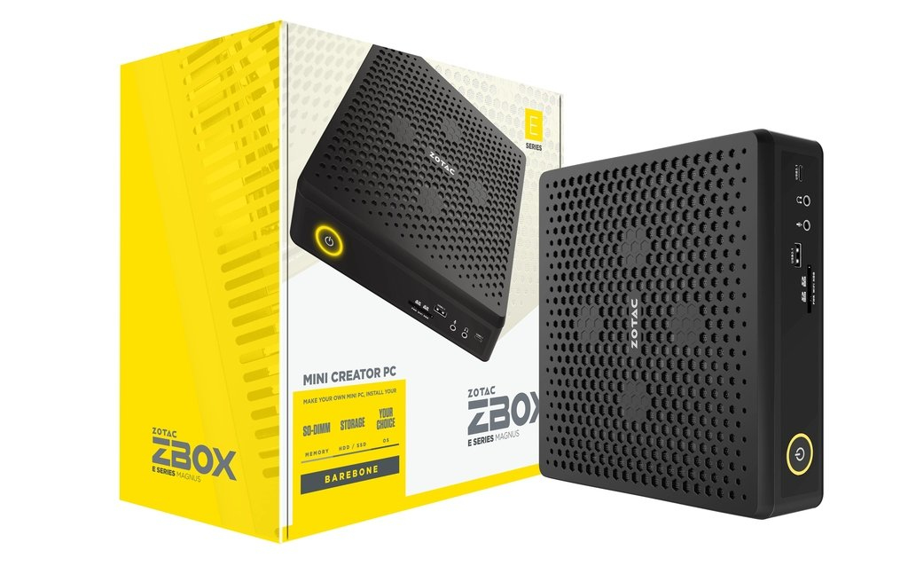 ZOTAC ZBOX E Series MAGNUS EN052060C - Barebone