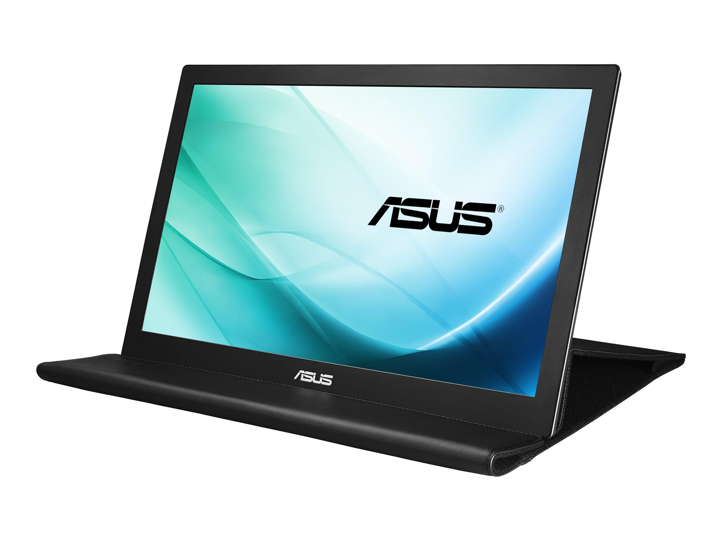 "ASUS MB169B+ - LED-Monitor - 39.6 cm (15.6"") - tragbar - 1920 x 1080 Full HD (1080p)"