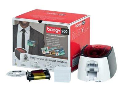 Evolis Badgy 200 - Plastikkartendrucker