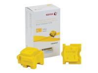 Original -Festtinte Gelb für ColorQube 8700/8900 (2 Sticks - 4.200 Seiten)