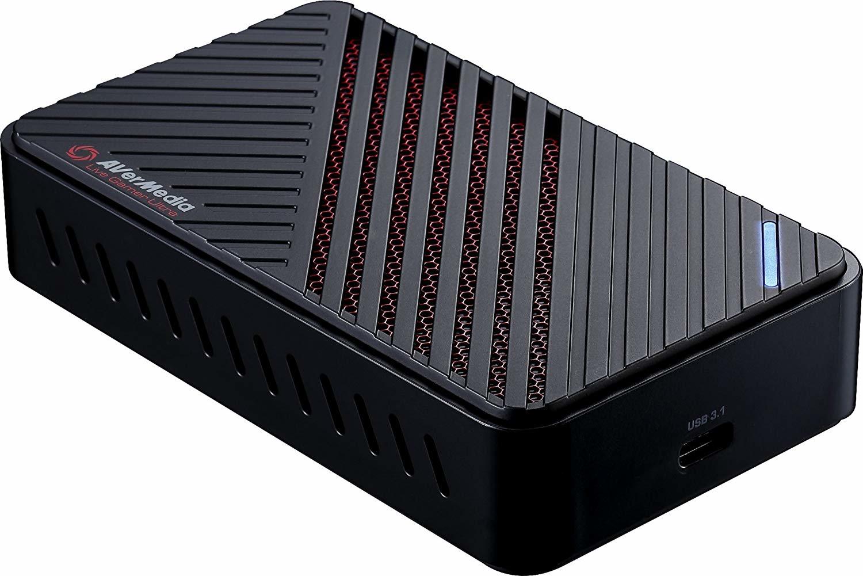 AVerMedia GC553 120 fps 1080p,1440p,2160p AAC MPEG4 H.264,H.265 116 g